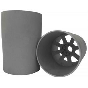 Aluminium Hole Cup Locking Style-U.S. Size Ferrules
