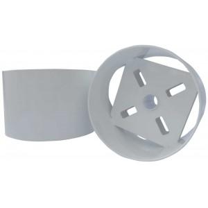 Winter Hole Cup White - U.K. Standard Size Ferrules