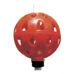 Pin Placement Balls With Rubber Grommets