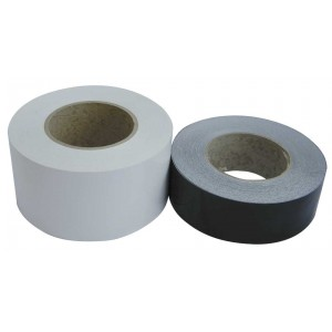 "Pin Repair Tape - 2.75"" Wide X 50mtr. Roll - Black Or White"