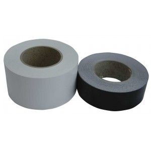 "Pin Repair Tape - 1.75"" Wide X 50mtr. Roll - Black Or White"