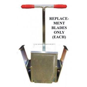 "Turf Renovator 9"" Square - Spare Blades (Each)"