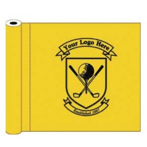 Spare Putting Green Flags - Logoed