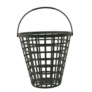 Range Ball Basket - Green - 110 ball capacity