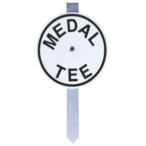 Medal Tee Disc With Stake