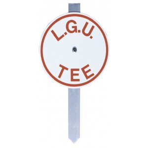 L.G.U. Disc With Stake