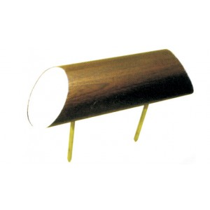 Hardwood Log Shape Marker