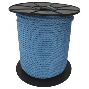 8mm. Dia. Polyproplyene Rope (220 Mtr. On Reel)