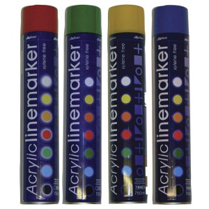 Linemarking Paint - Colours