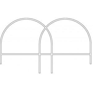 Double Metal Control Hoop