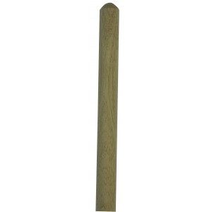 "72"" Wooden Rake Handle"