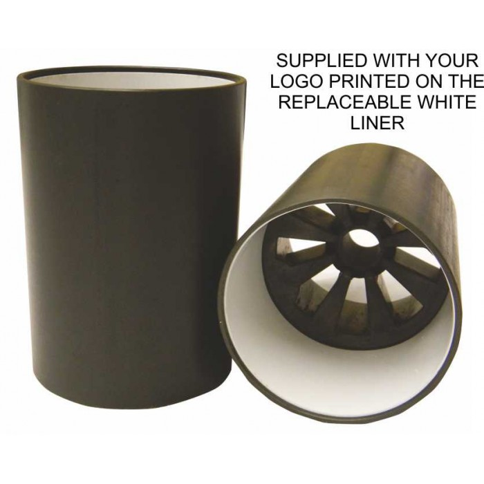 Deluxe Die Cast Aluminium Hole Cup With Logo Liner U S