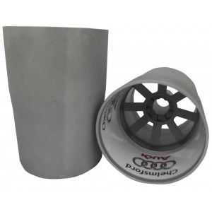 Aluminium Hole Cup With Logo Liner-U.K. Size Ferrules