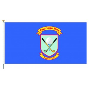 Clubhouse Flag - 6ft x 4ft - 1 ply