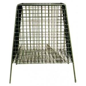 Mesh Litter Basket - Square Pyramid Shape (Prev. Style No. 10)