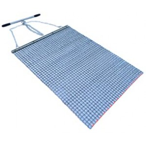Drag Mat - 3feet X 4feet - Steel