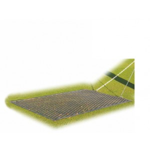 Rubber Drag Mat - 1.8mx 1.8m New Improved re-inforced design