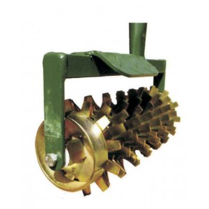Rotary Hand Seed Slotter