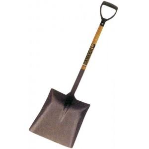 Open Socket Square Mouth Shovel