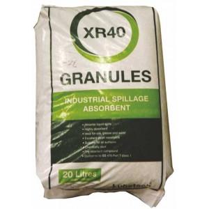 Spill Absorbent Granules