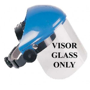 Visor Glass Only