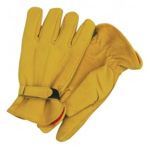 Value Lined Leather  Glove